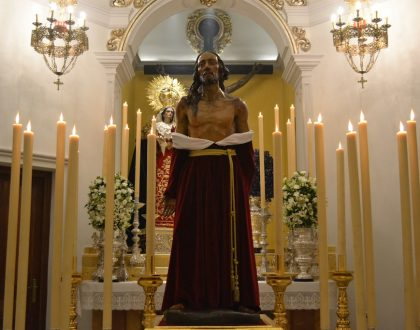 Via Crucis de Nuestro Padre Jesús del Santo Suplicio.