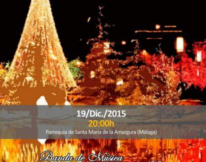Concierto de Navidad 2015 - Banda de Música de Zamarrilla