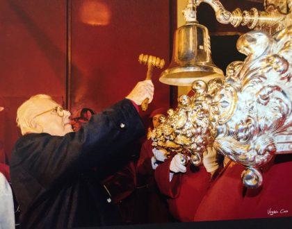 D. Eugenio Chicano nombrado asesor artístico de la Hermandad.