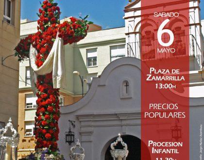 Cruz de Mayo de Zamarrilla 2017