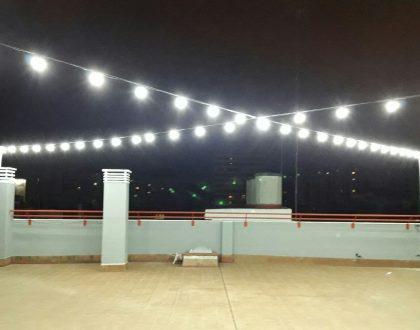 Inauguración Terraza de nuestra Casa Hermandad