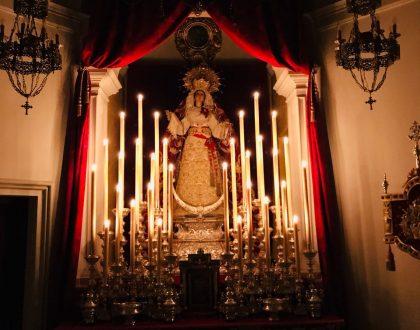XIV Aniversario de Coronación Canónica de Mª Stma. de la Amargura