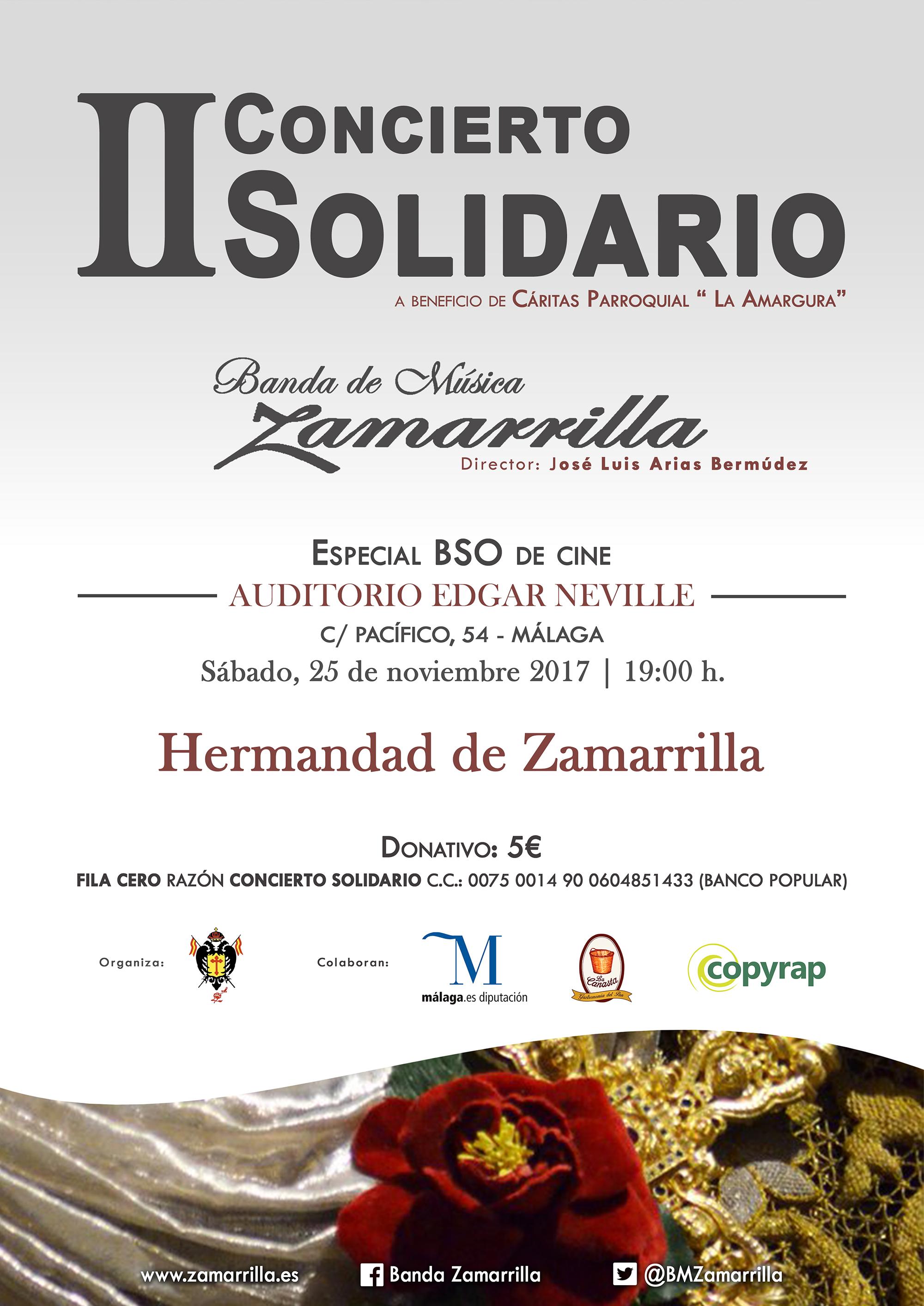 II Concierto Solidario