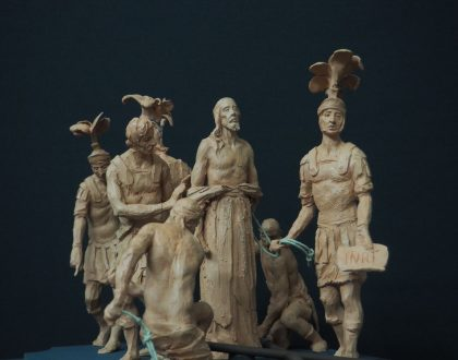 Aprobado el proyecto de Grupo Escultórico de Juan Vega para Ntro. Padre Jesús del Santo Suplicio