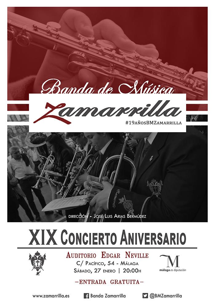 Concierto XIX Aniversario