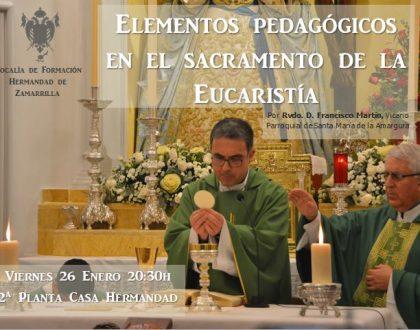 Agenda de Formación Cristiana