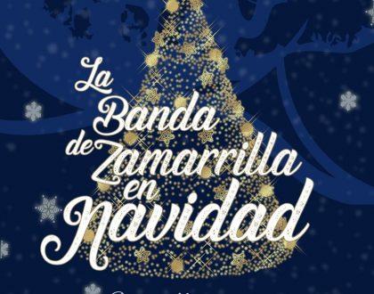 Concierto de Navidad de la Banda de Música de Zamarrilla