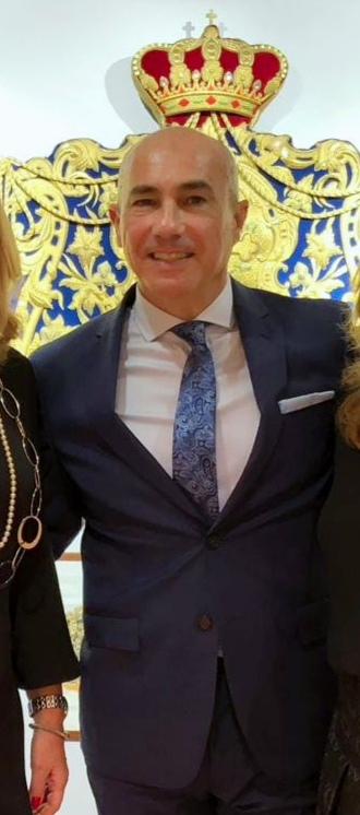 D. Salvador Águilar San Miguel designado como nuevo asesor artístico de la Hermandad.