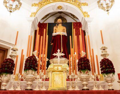 FESTIVIDAD DE NUESTRO PADRE JESÚS DEL SANTO SUPLICIO - SOLEMNIDAD DE CRISTO REY 2020
