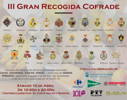 III GRAN RECOGIDA COFRADE