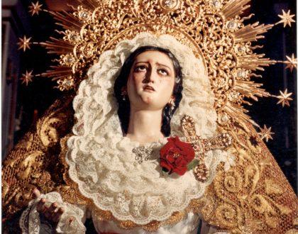 DOLORES GLORIOSOS DE LA VIRGEN Y FESTIVIDAD DE MARÍA SANTÍSIMA DE LA AMARGURA CORONADA (15/09/21)